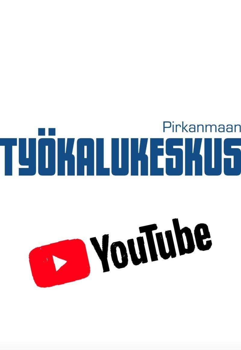 Löydät meidät nyt YouTubesta